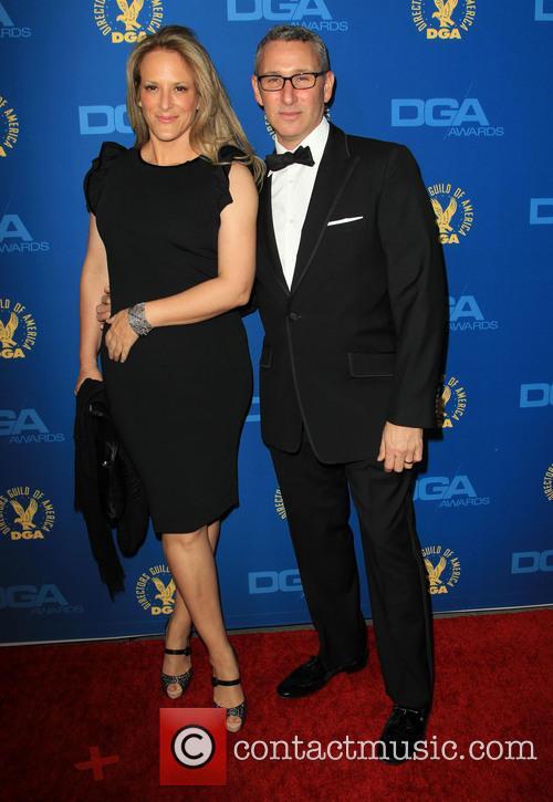 Anne Fletcher and Adam Shankman 1