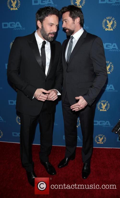 Ben Affleck and Hugh Jackman 8