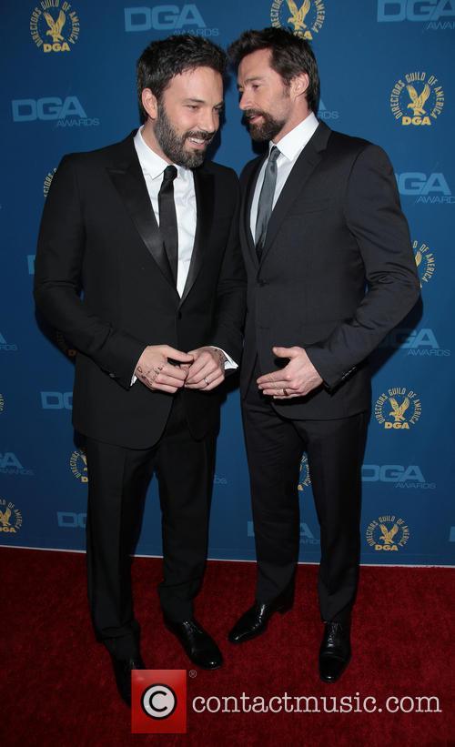 Ben Affleck and Hugh Jackman 4