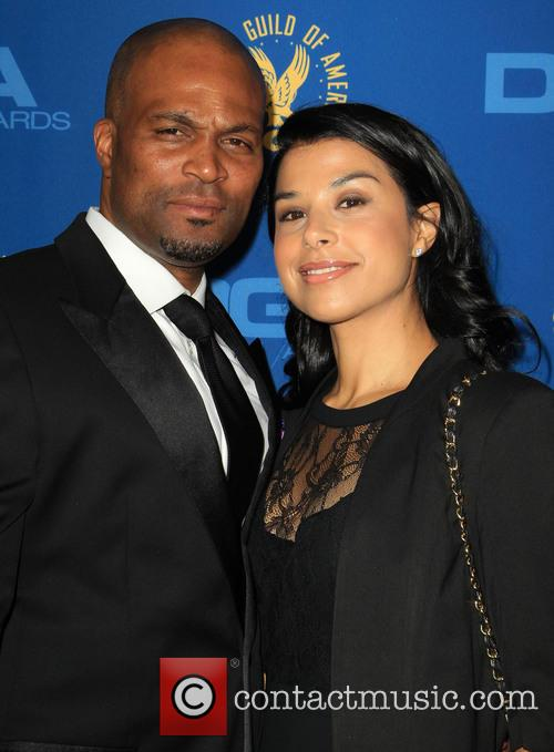 Chris Spencer and Vanessa Rodriguez-spencer 1