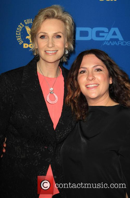 Jane Lynch and Jill Soloway 7