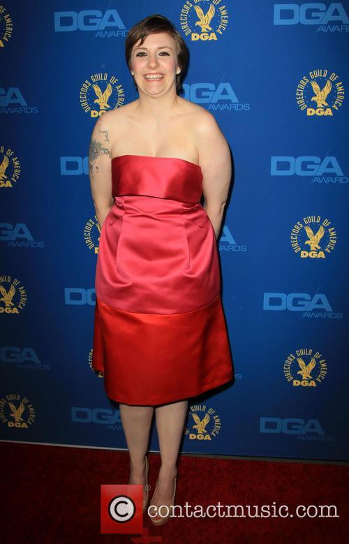 Lena Dunham, Directors'Guild Awards