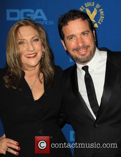 Lesli Linka Glatter and Michael Cuesta 2