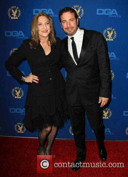 Lesli Linka Glatter and Michael Cuesta 1