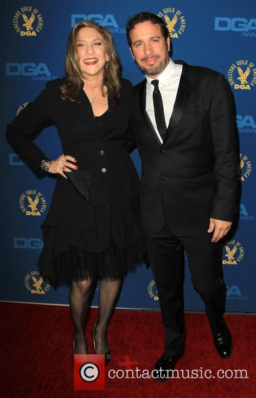 Lesli Linka Glatter and Michael Cuesta 3