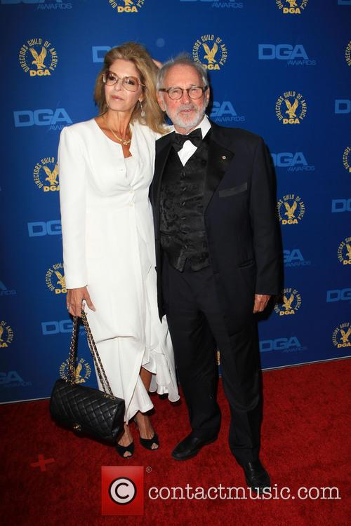 Lynn St. David-Jewison and Norman Jewison 1