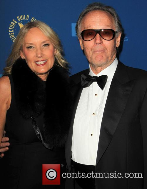 Peter Fonda and Parky Devogelaere 6
