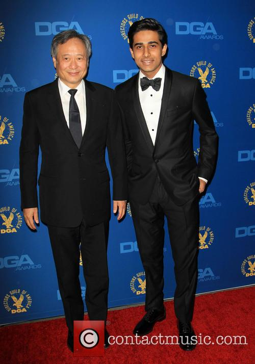 Suraj Sharma, Ang Lee, Directors Guild Of America