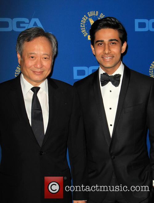 Suraj Sharma and Ang Lee 1