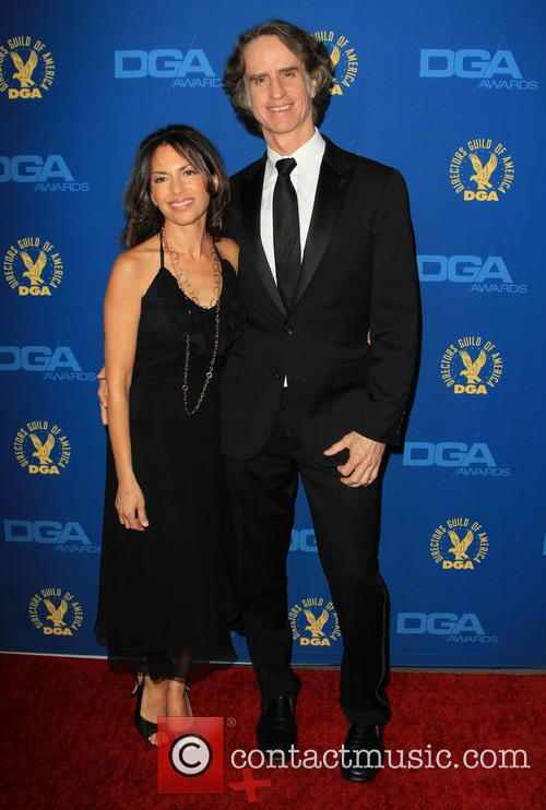 Susanna Hoffs and Jay Roach 5