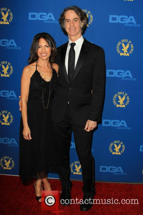 Susanna Hoffs and Jay Roach 7