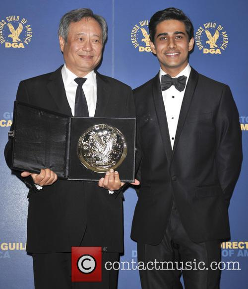 Ang Lee and Suraj Sharma 1