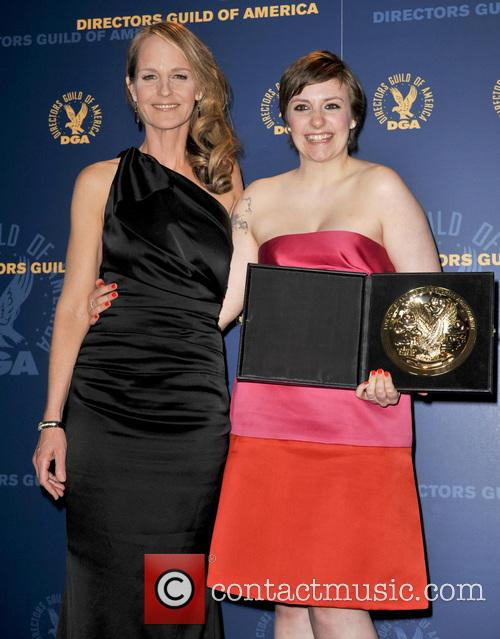 helen hunt lena dunham 65th annual directors guild of 3483255