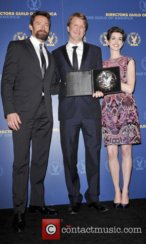 hugh jackman tom hooper anne hathaway 65th annual directors guild 3483272