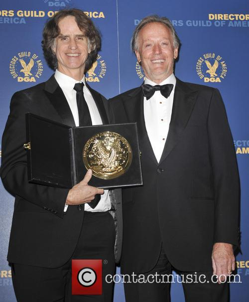 Jay Roach and Peter Fonda 5