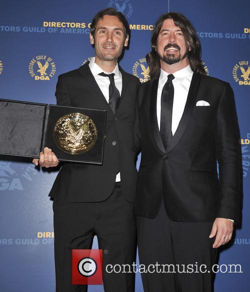 Malik Bendjelloul and Dave Grohl 7
