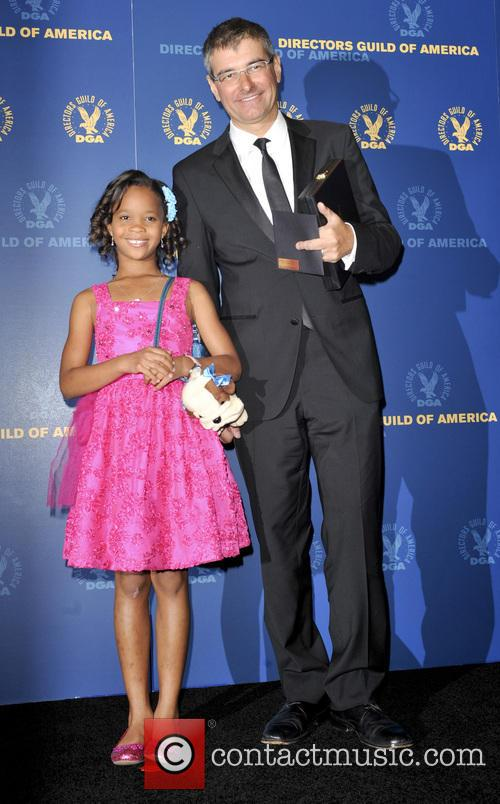 Quvenzhane Wallis and Paul Hoen 10