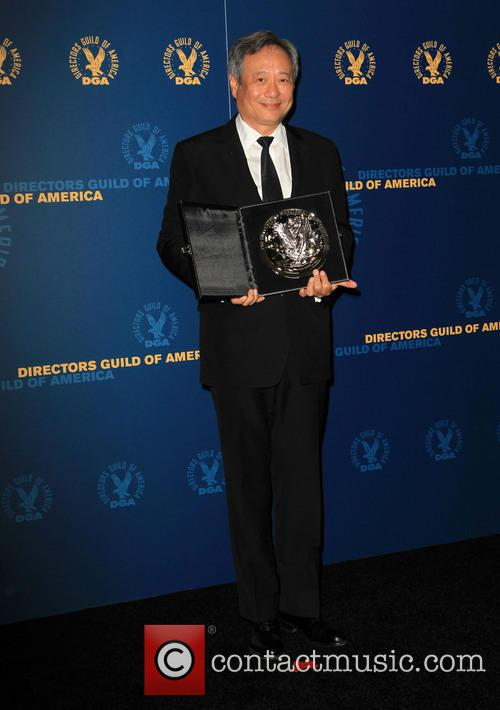 Ang Lee, Directors Guild Of America