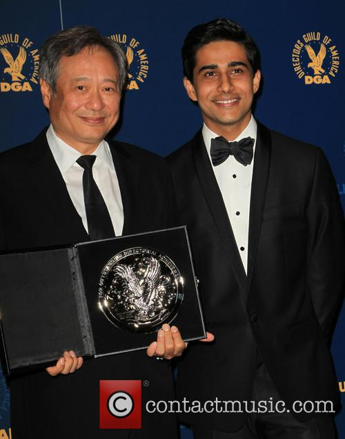 Ang Lee and Suraj Sharma 9