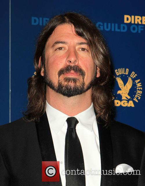 Davd Grohl 1
