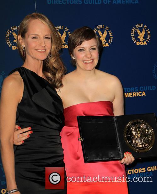 Helen Hunt, Lena Dunham, Directors Guild Of America