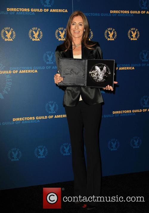 Kathryn Bigelow at the DGAs 2013