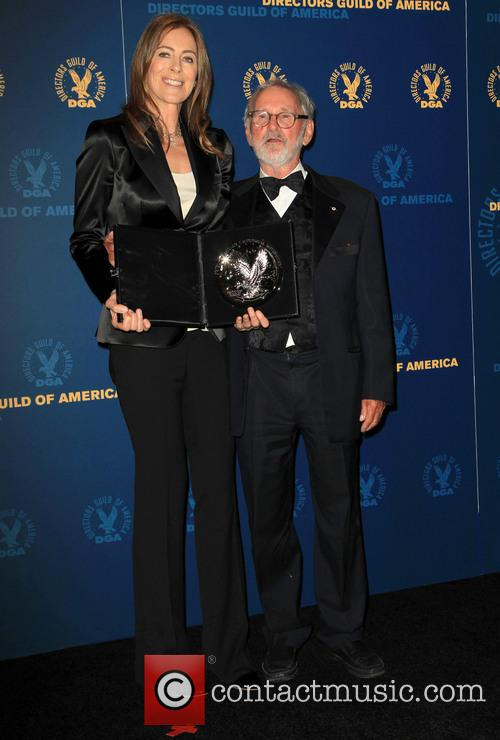 Kathryn Bigelow and Norman Jewison 3