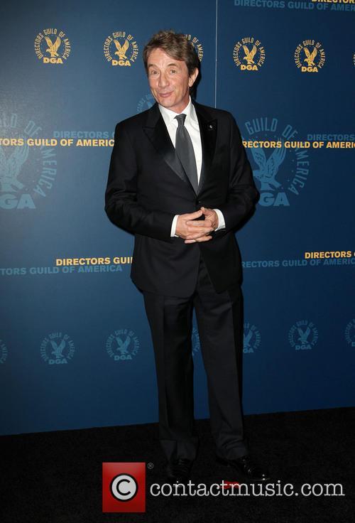 Martin Short, Directors Guild Of America