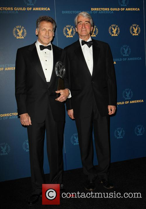 Sam Waterston and Eric Shapiro 3