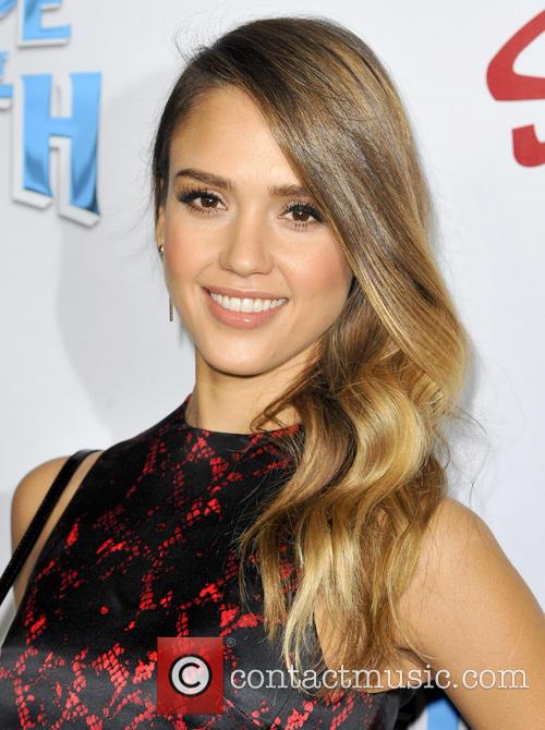 Jessica Alba, Escape From Planet Earth Premiere, Los Angeles
