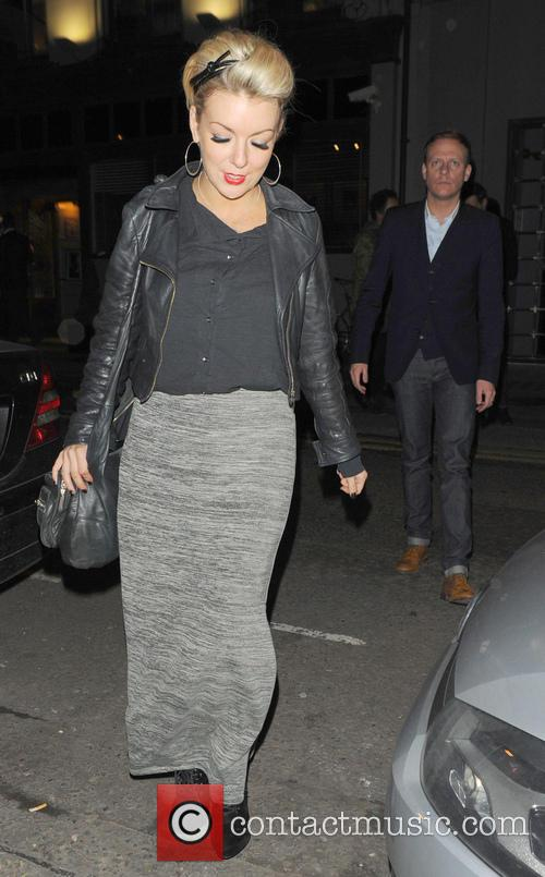 Sheridan Smith and Antony Cotton 5