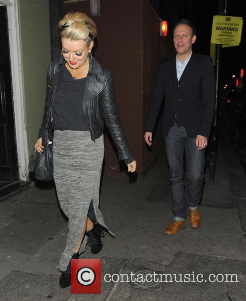 Sheridan Smith and Antony Cotton 1