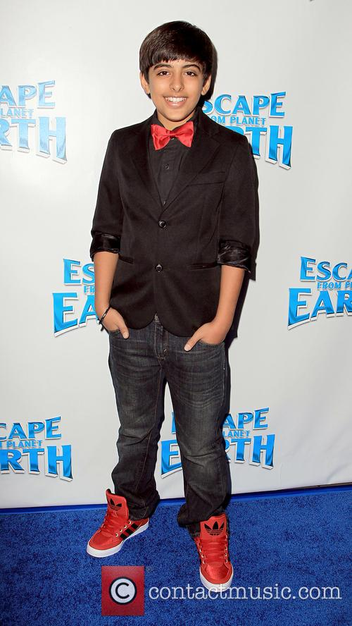 karan brar escape from planet earth premiere 3481124