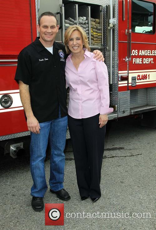 Frank Lima and Wendy Greuel 2