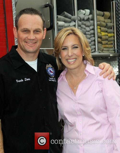 Frank Lima and Wendy Greuel 1