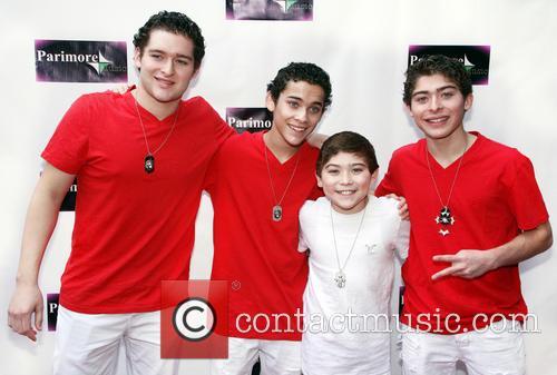 Ryan Ochoa, Robert Ochoa, Raymond Ochoa and Rick Ochoa 7