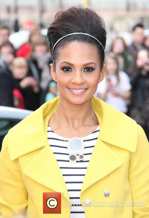 Alesha Dixon, Britains Got Talent