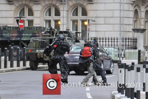 'All You Need is Kill' filming