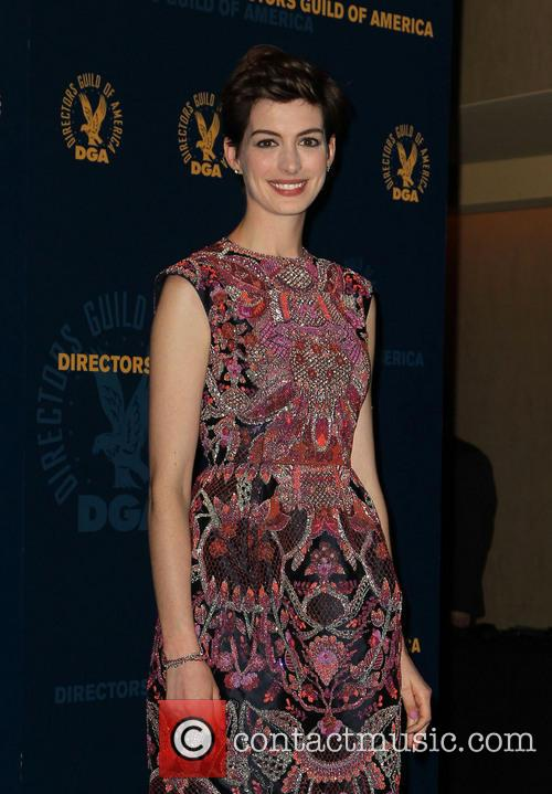 Anne Hathaway, Directors Guild Of America