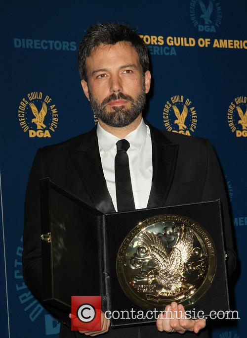 Ben Affleck A, Directors Guild Of America