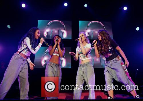 little mix performing at liverpool echo arena 3481161
