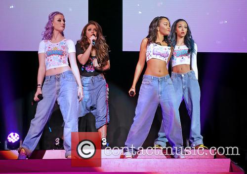 Little Mix and Liverpool Echo Arena 4