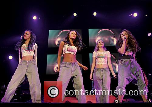 Little Mix and Liverpool Echo Arena 6