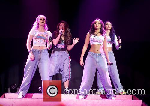 Little Mix and Liverpool Echo Arena 7