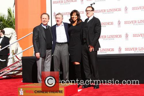 Billy Crystal, Robert De Niro, Grace Hightower and David O. Russell 4