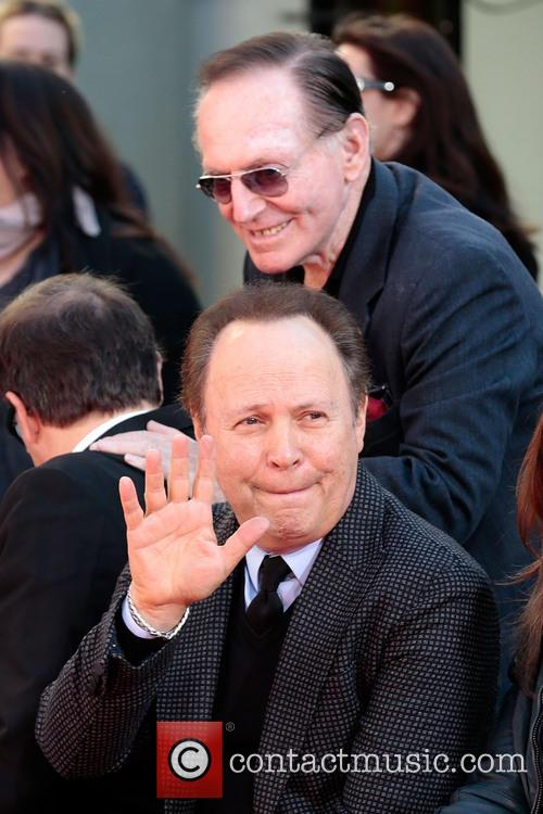 Billy Crystal and Paul Herman 9