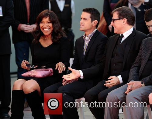Grace Hightower, A Guest and And Director David O. Russell 5