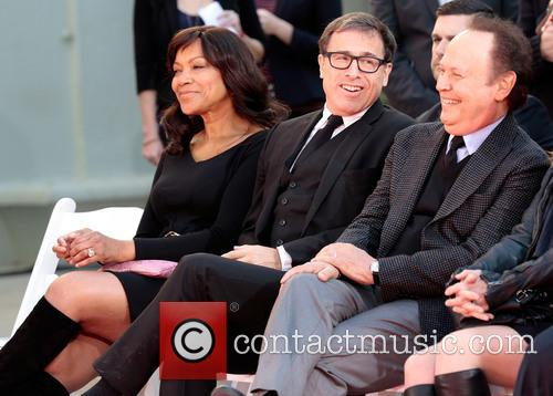 Grace Hightower, Director David O. Russell and And Billy Crystal 4