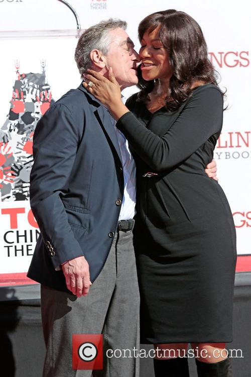 Robert De Niro and Grace Hightower 9