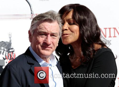 Robert De Niro and Grace Hightower 10